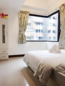Q Square Garden Apartment, Appartamenti  Taipei - big - 89