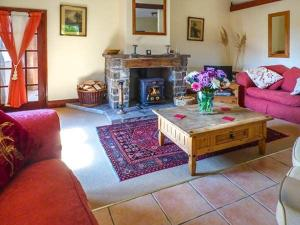Coed y Gelli, Usk, Holiday homes  Llanddewi Rhydderch - big - 2