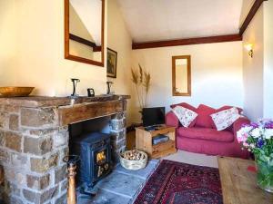 Coed y Gelli, Usk, Holiday homes  Llanddewi Rhydderch - big - 6