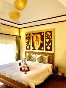 ChangKaew Resort ChiangMai, Üdülőtelepek  Szankampheng - big - 25