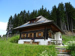 Namas Rüggenhütte Hochfeistritz Austrija