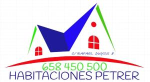 Habitaciones Petrer