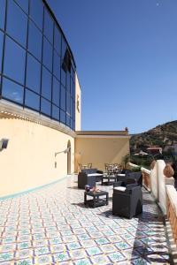 Hotel Za Maria, Hotel  Santo Stefano di Camastra - big - 67