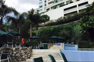 Habitación Privada con Baño, Проживание в семье  Мехико - big - 1