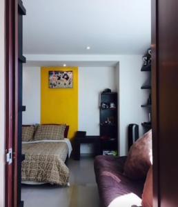 Habitación Privada con Baño, Проживание в семье  Мехико - big - 10