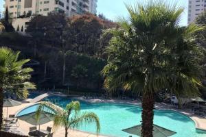 Habitación Privada con Baño, Magánszállások  Mexikóváros - big - 11