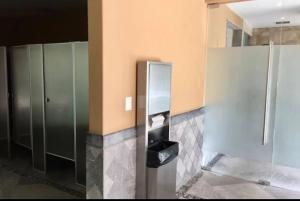 Habitación Privada con Baño, Magánszállások  Mexikóváros - big - 23