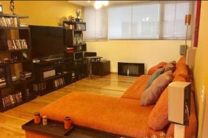 Habitación Privada con Baño, Проживание в семье  Мехико - big - 27