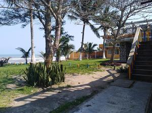 Hotel y Balneario Playa San Pablo, Отели  Monte Gordo - big - 88