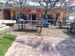 Hotel y Balneario Playa San Pablo, Отели  Monte Gordo - big - 102