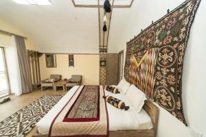 Eco Resort Kara Bulak, Hotel  Alamedin - big - 34