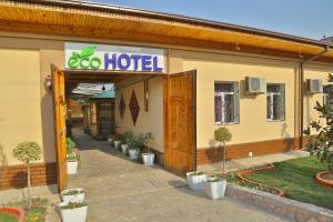 Eco Hotel, Hotel  Tashkent - big - 1