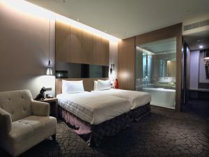 Hotel Intrendy, Hotely  Taishan - big - 5