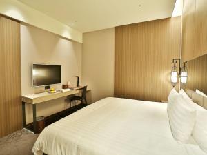 Hotel Intrendy, Hotely  Taishan - big - 53