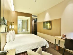 Hotel Intrendy, Hotely  Taishan - big - 54