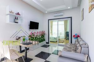 The Diamond Home 1, Ferienwohnungen  Phnom Penh - big - 4