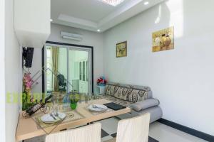 The Diamond Home 1, Ferienwohnungen  Phnom Penh - big - 12