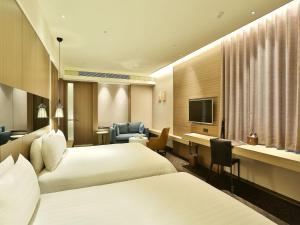 Hotel Intrendy, Hotely  Taishan - big - 28