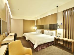 Hotel Intrendy, Hotely  Taishan - big - 29