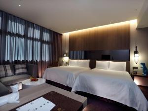 Hotel Intrendy, Hotely  Taishan - big - 32