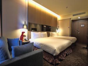 Hotel Intrendy, Hotely  Taishan - big - 16