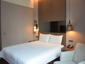 Hotel Intrendy, Hotely  Taishan - big - 36