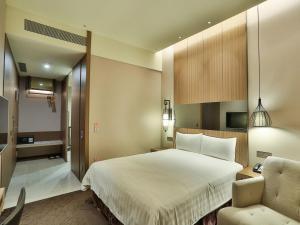 Hotel Intrendy, Hotely  Taishan - big - 44