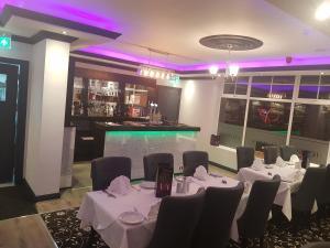 Ascot Grange Hotel - Voujon Resturant, Отели  Лидс - big - 17