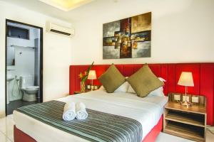 Alia Residence Business Resort, Resorts  Pantai Cenang - big - 2