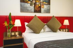 Alia Residence Business Resort, Resorts  Pantai Cenang - big - 3