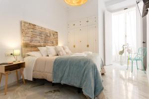 Apartamento CIGARRERAS de Cadiz, Apartmanok  Cádiz - big - 2