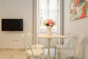 Apartamento CIGARRERAS de Cadiz, Apartmanok  Cádiz - big - 5
