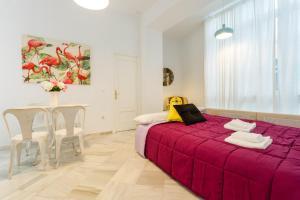 Apartamento CIGARRERAS de Cadiz, Apartmanok  Cádiz - big - 7
