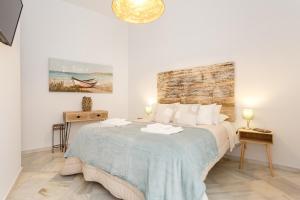 Apartamento CIGARRERAS de Cadiz, Apartmanok  Cádiz - big - 9