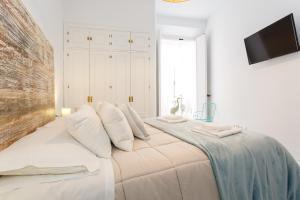 Apartamento CIGARRERAS de Cadiz, Apartmanok  Cádiz - big - 10