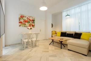 Apartamento CIGARRERAS de Cadiz, Apartmanok  Cádiz - big - 13