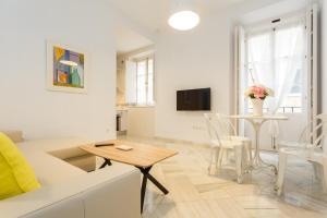 Apartamento CIGARRERAS de Cadiz, Apartmanok  Cádiz - big - 14