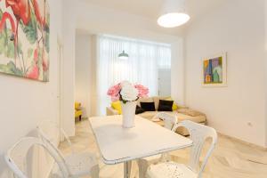 Apartamento CIGARRERAS de Cadiz, Apartmanok  Cádiz - big - 16