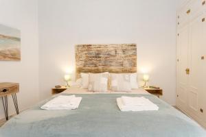 Apartamento CIGARRERAS de Cadiz, Apartmanok  Cádiz - big - 17