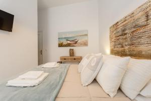 Apartamento CIGARRERAS de Cadiz, Apartmanok  Cádiz - big - 18