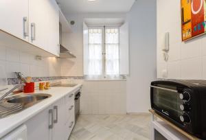 Apartamento CIGARRERAS de Cadiz, Apartmanok  Cádiz - big - 19