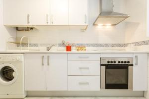 Apartamento CIGARRERAS de Cadiz, Apartmanok  Cádiz - big - 20