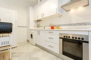 Apartamento CIGARRERAS de Cadiz, Apartmanok  Cádiz - big - 21