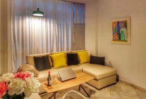 Apartamento CIGARRERAS de Cadiz, Apartmanok  Cádiz - big - 25