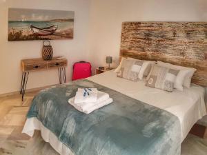 Apartamento CIGARRERAS de Cadiz, Apartmanok  Cádiz - big - 26