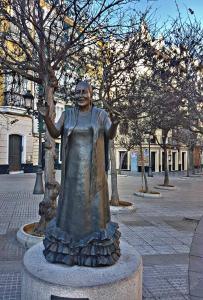 Apartamento CIGARRERAS de Cadiz, Apartmanok  Cádiz - big - 42