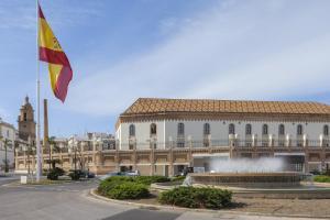 Apartamento CIGARRERAS de Cadiz, Apartmanok  Cádiz - big - 43