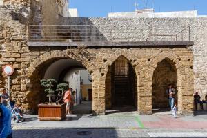 Apartamento CIGARRERAS de Cadiz, Apartmanok  Cádiz - big - 44