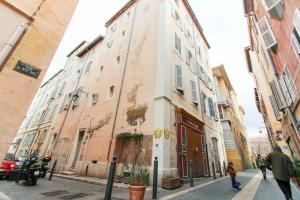 Luckey Homes - Rue Saint-Mathieu, Apartmány  Marseille - big - 5