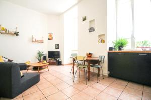 Luckey Homes - Rue Saint-Mathieu, Ferienwohnungen  Marseille - big - 15